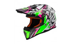 Casco LS2 MX437 Fast Strong