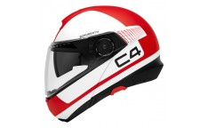 Casco Schuberth C4 (legacy red)