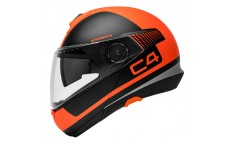 Casco Schuberth C4 (legacy orange)