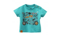 Camiseta Baby Mechanic