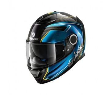 Casco Shark Spartan Carbon Guintoli
