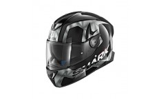 Casco Shark Skwal 2 Trion Chrome