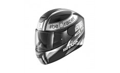 Casco Shark D-skwall Sam Lowes mate