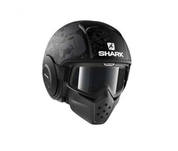 Casco Shark Drak Sanctus mate